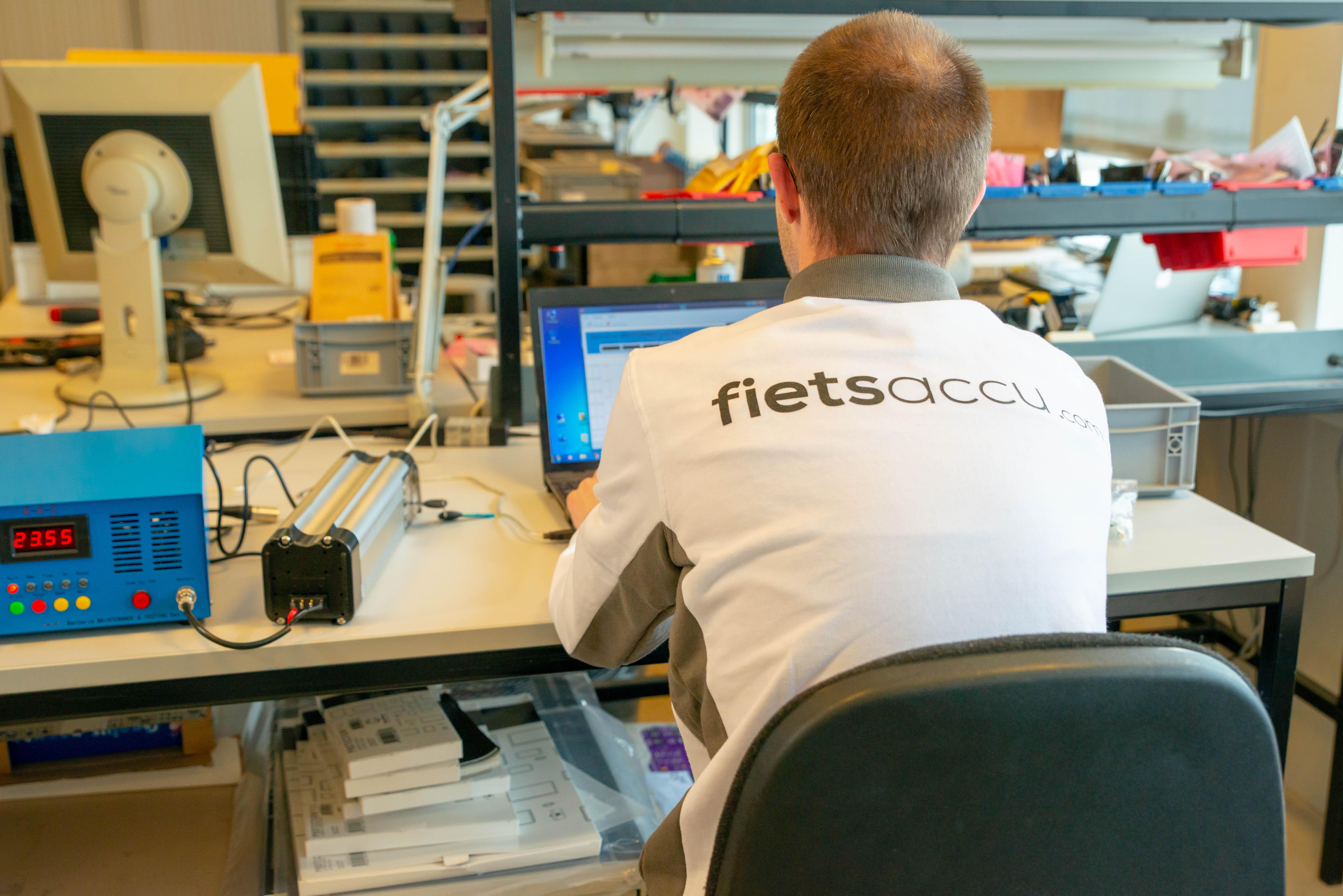 Mymicro Group Lanceert Nieuwe Webshop Fietsaccu Com